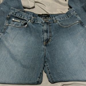 Calvin Klein Straight Leg Jeans 33